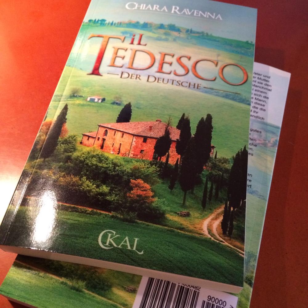 """Das Interview zu meinem Roman """"iL Tedesco - Der Deutsche"""""""