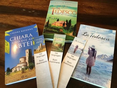 Gewinne einen 50 Euro Gutschein oder einen meiner Romane mit Signatur